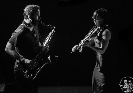 ZEZ: Colin Stetson and Sarah Neufeld Duo