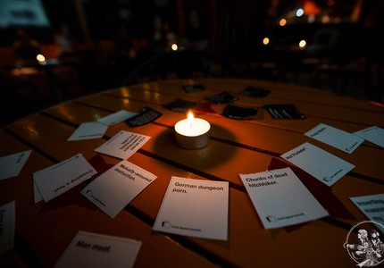 ImprovNight: Cards Against Humanity