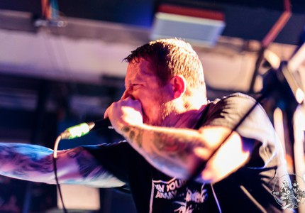 Comeback Kid / Ponor / Comminor