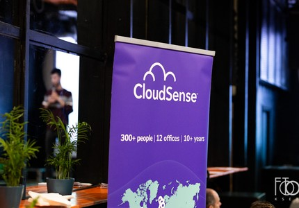 Tech Talk: CloudSense